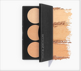 Smashbox Spotlight Palette- Gold 0.3oz / 8.61g - Psyduckonline
