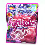 Bourbon Fettuccine Gummy -Grape Soda 50 g