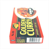 Japanese Curry Mix -S&B Golden Curry -Extra Hot 220g