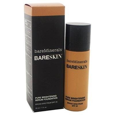 bareMinerals Pure Brightening Serum SPF 20, Bare Sand 12, 1 FL Ounce - Psyduckonline