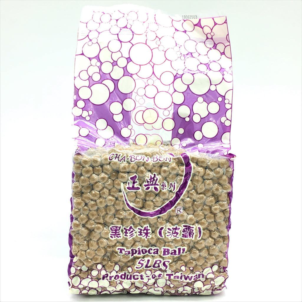 Taiwanse Cha-Bon-Bon Boba, Make Boba at home 5lb