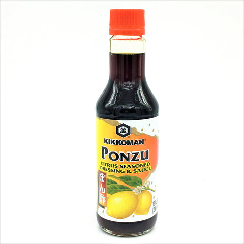 Kikkoman Ponzu Citrus Seasoned Dressing & Sauce 10 oz /296 mL