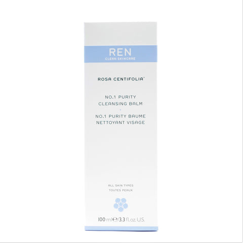 REN Clean Skincare Rosa Centifolia No. 1 Purity Cleansing Balm , 100 ml / 3.3 oz - Psyduckonline