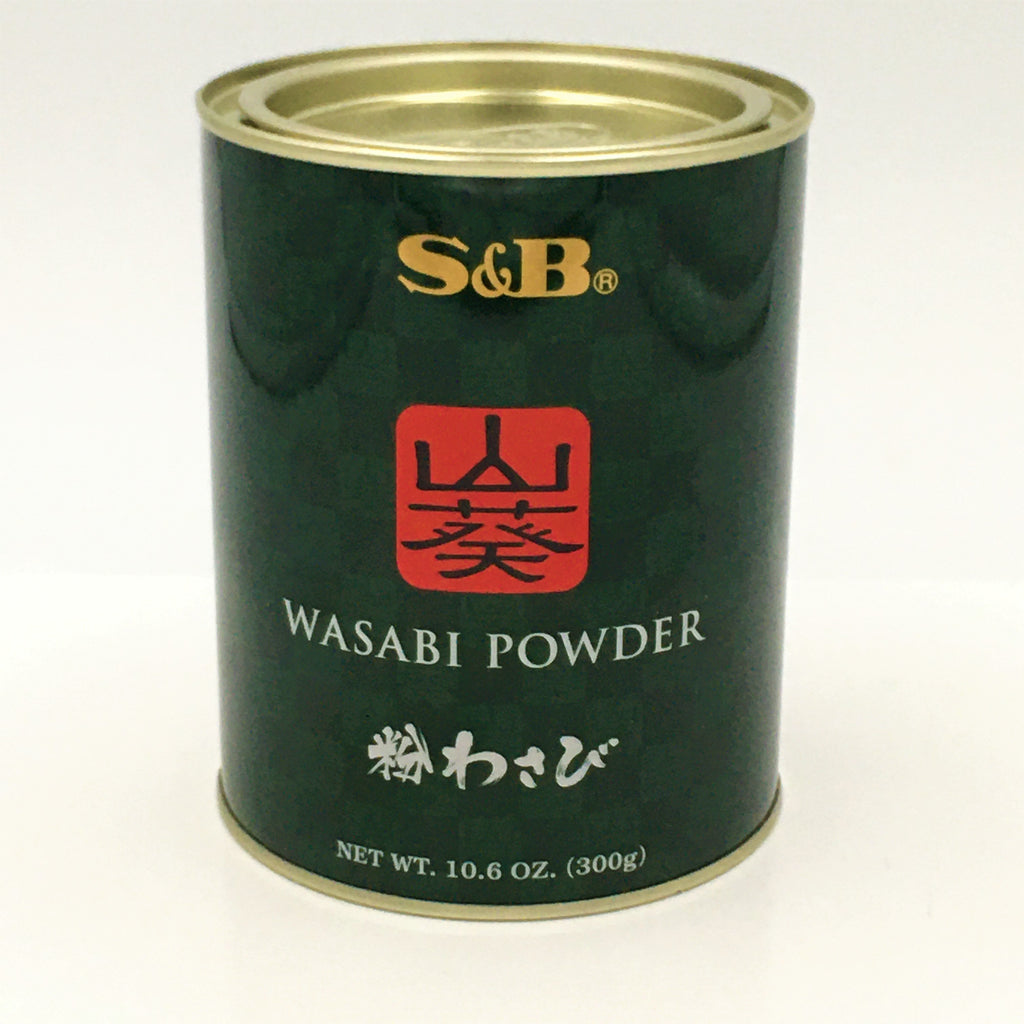 S&B Japanese Wasabi Powder 10.6oz /300g