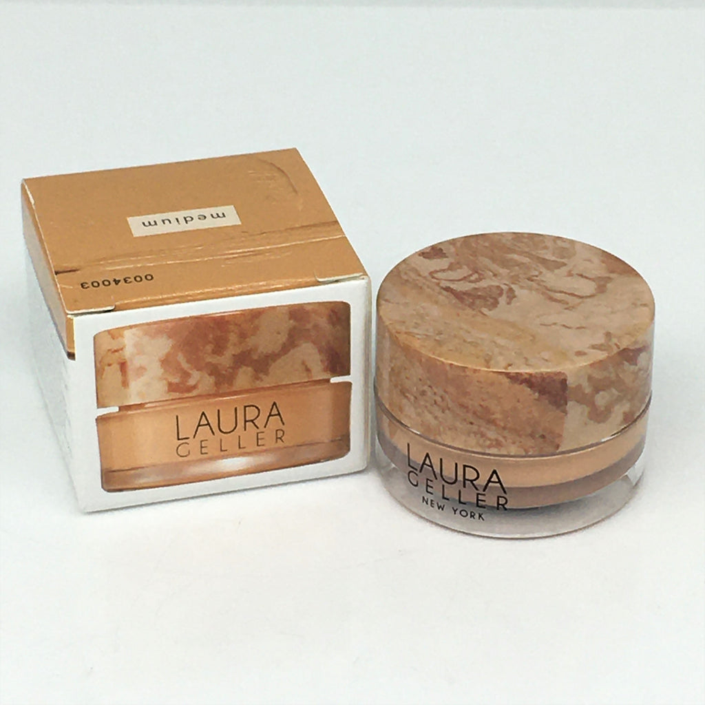 Laura Geller New York Baked Radiance Cream Concealer --Medium 0.21oz/6g