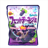 Bourbon Fettuccine Gummy -Grape 50 g