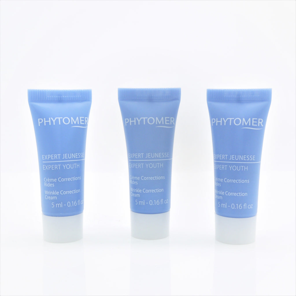 Phytomer Expert Youth Wrinkle Correction Cream (Travel Size 3x of 5 ml)