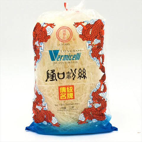 Longkou Vermicelli Beans Thread Glass Noodle 8.8oz/ 250g