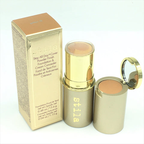 stila Stay All Day Cover Powder Finish Foundation & Cream Concealer