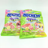 Morinaga HI-CHEW Fruity Chewy Candy - Sweet & Sour Mix 3.17 oz (Pack of 2)