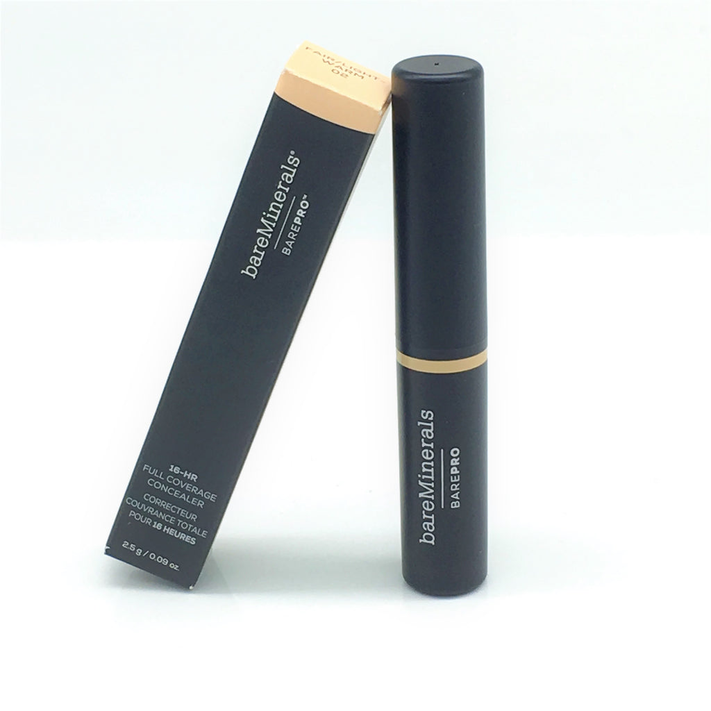 BareMinerals BarePro 16-HR Concealer Fair/Light - Warm 02 2.5 g