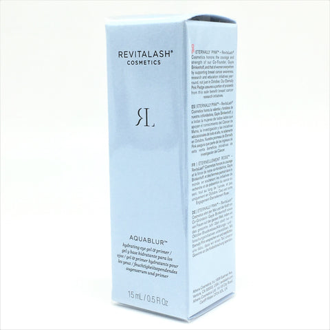 RevitaLash Aquablur Hydrating Eye Gel & Primer 15 ml / 0.5oz