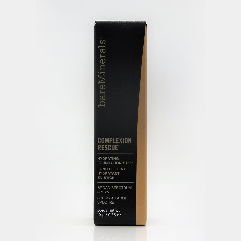 bareMinerals COMPLEXION RESCUE™ Hydrating Foundation Stick SPF 25- Cashew 3.5 - Psyduckonline