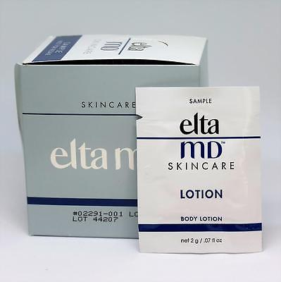 EltaMD Lotion Box of 40 packs Travel Size - Psyduckonline