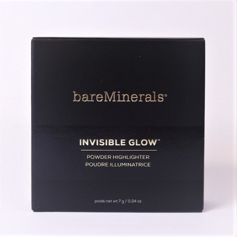 bareMinerals Invisible Glow Powder Highlighter , Dark to Deep , 7 g / 0.24 oz - Psyduckonline