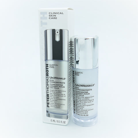 Peter Thomas Roth Un-Wrinkle Eye Concentrate , 15 ml / 0.5 fl oz - Psyduckonline