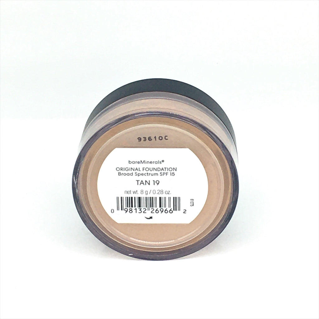 bareMinerals Matte SPF 15 Foundation TAN 19, 6g/ 0.21oz