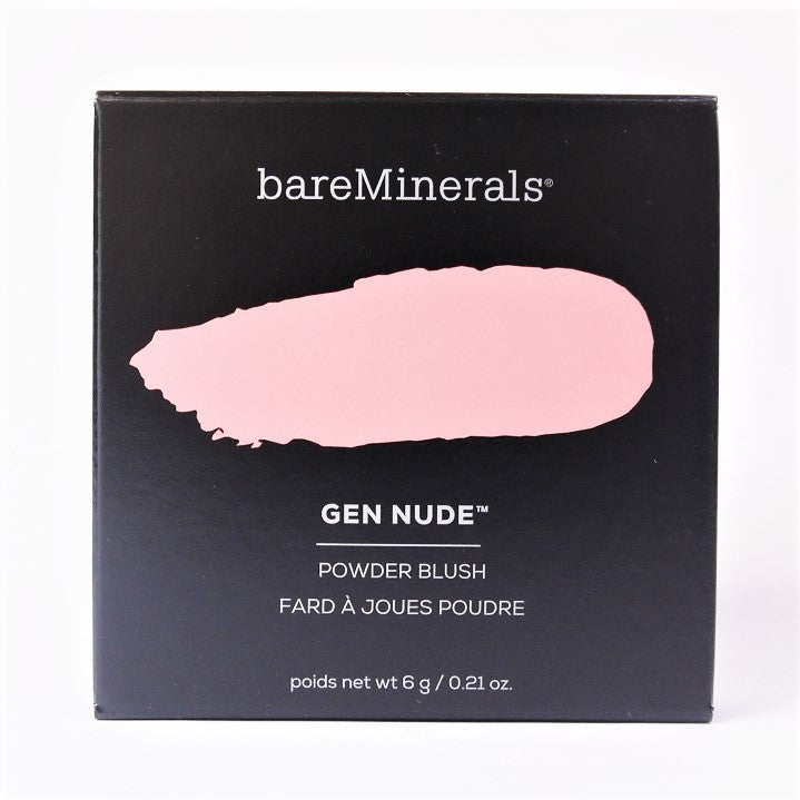 bareMinerals Gen Nude Powder Blush , Call My Blush , 6 g / 0.21 oz - Psyduckonline