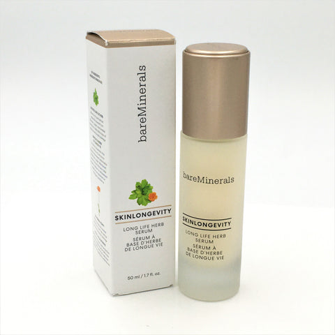 bareMinerals Skinlongevity Long Life Herb Serum 50ml/ 1.7oz