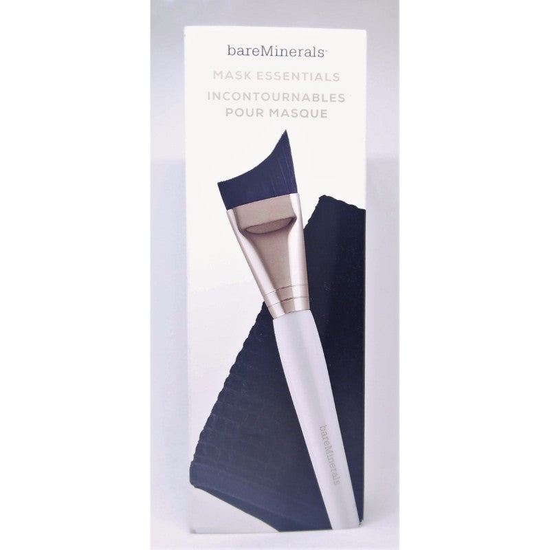 bareMinerals Skinsorials Mask Essentials Mask Application Brush and Cloth - Psyduckonline