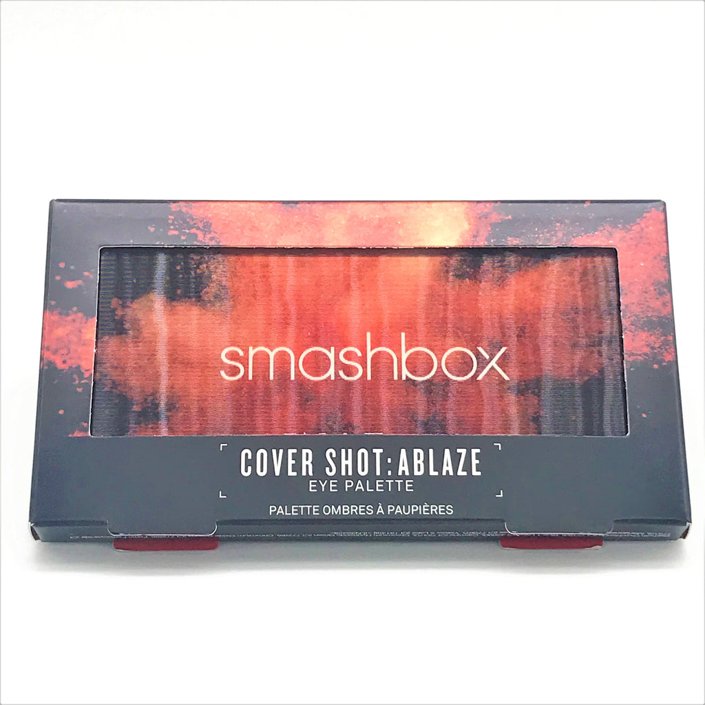 Smashbox Cover Shot Eye Palette- Ablaze 6.2 g - Psyduckonline