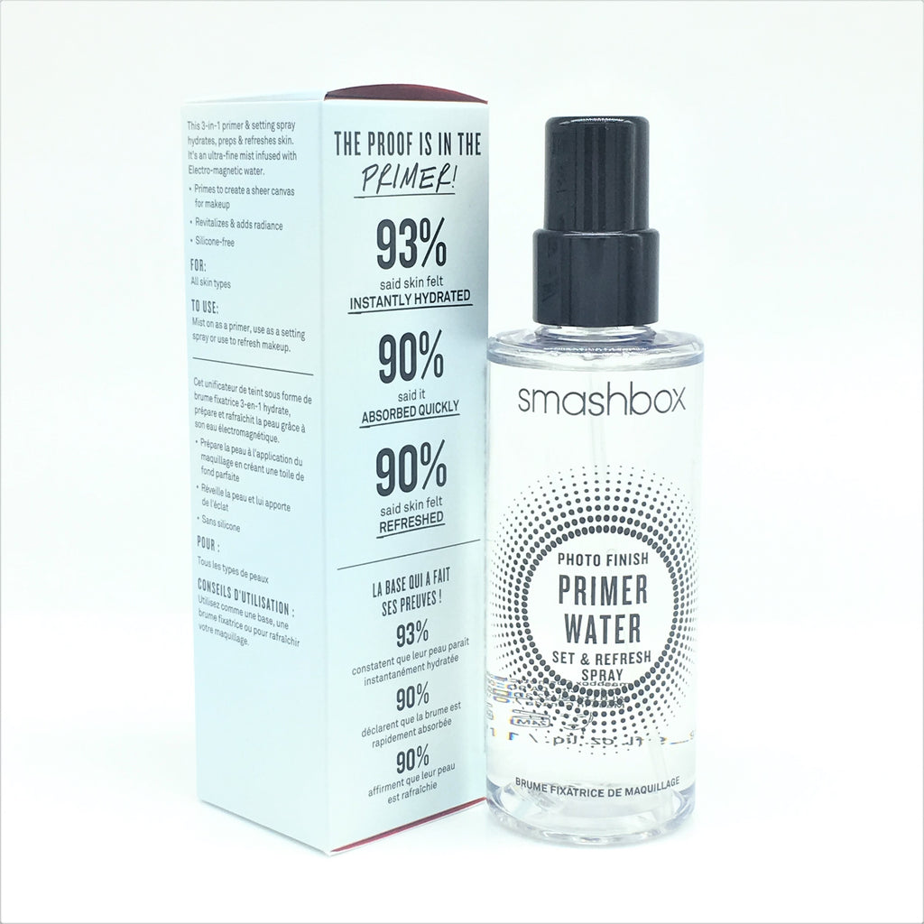 Smashbox Photo Finish Primer Water 116 ml - Psyduckonline