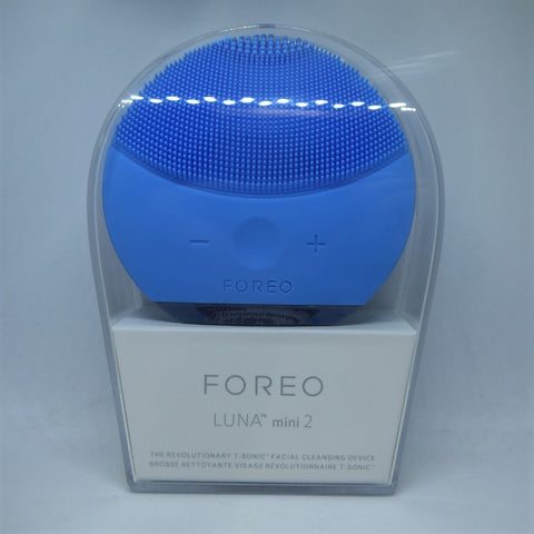 Foreo Luna mini 2 Cool & Customizable Face Brush - Aquamarine