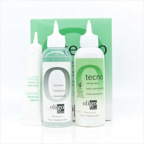 Oligo Professionnel Tecno Acidic Wave and Neutralizer - Psyduckonline