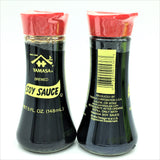 Yamasa Brewed Soy Sauce , 2X148mL