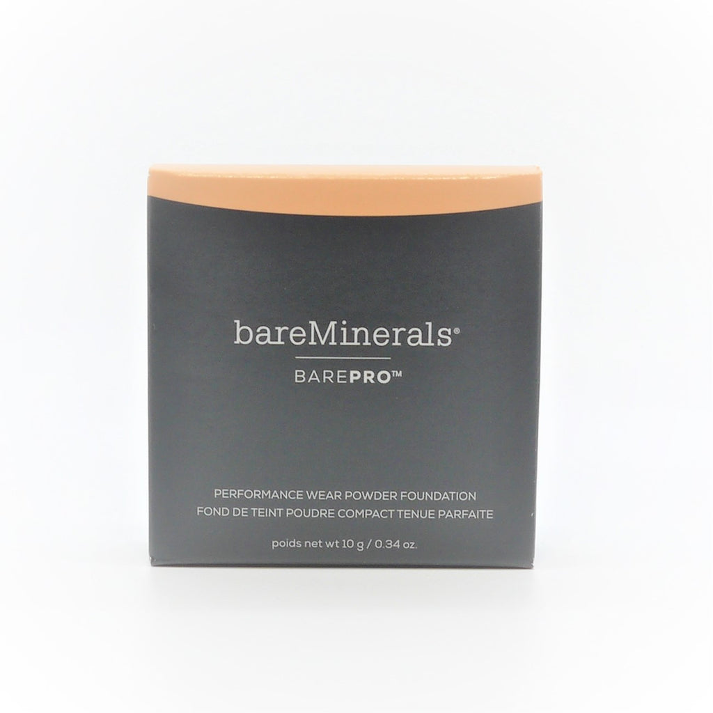 bareMinerals BarePro Performance Wear Powder Foundation , Warm Natural 12 , 10g / 0.35 oz