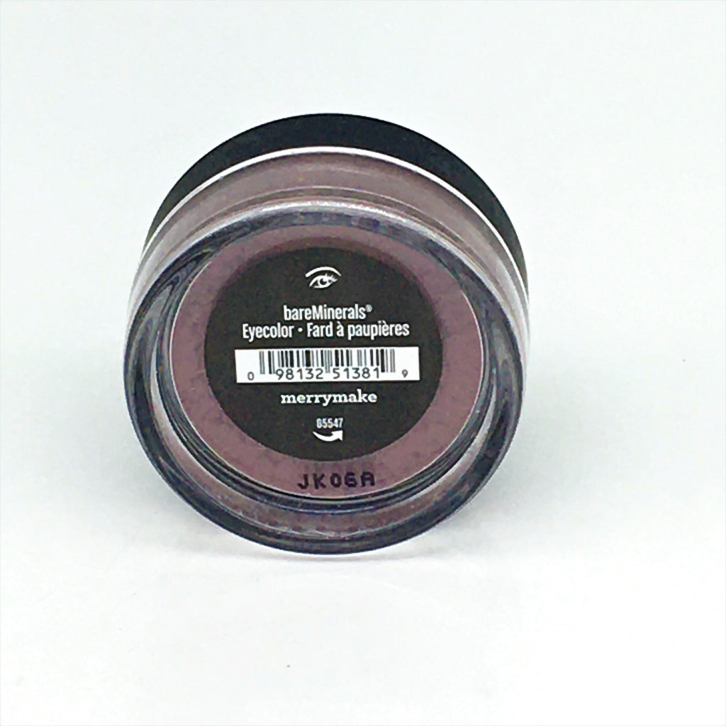 bareMinerals Loose Mineral Eyecolor Mineral Loose Powder Eyeshadow-MERRYMAKE