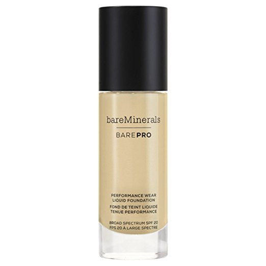bareMinerals BarePro Liquid Foundation SPF20 , Warm Natural 12 , 30 ml / 1 fl oz - Psyduckonline