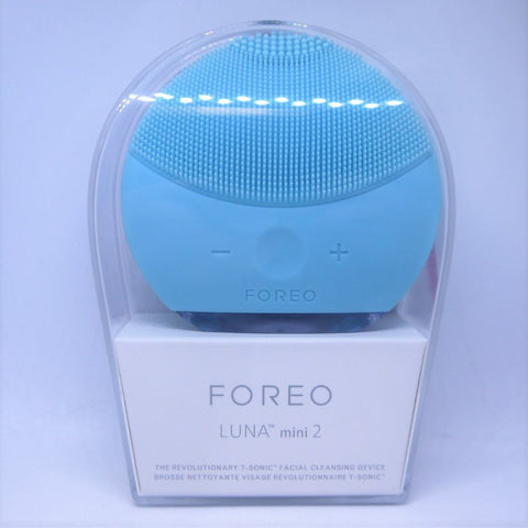 Foreo Luna mini 2 Cool & Customizable Face Brush - Mint