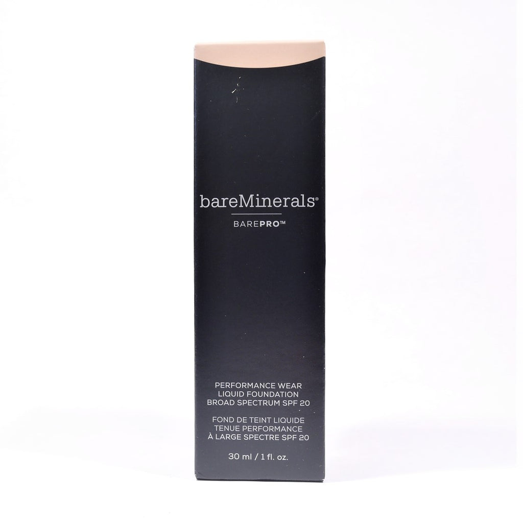bareMinerals BarePro Liquid Foundation SPF20 , Silk 14 , 30 ml / 1 fl oz - Psyduckonline