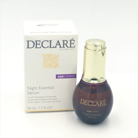 Declare Age Control Night Essential Serum 50ml/ 1.7oz