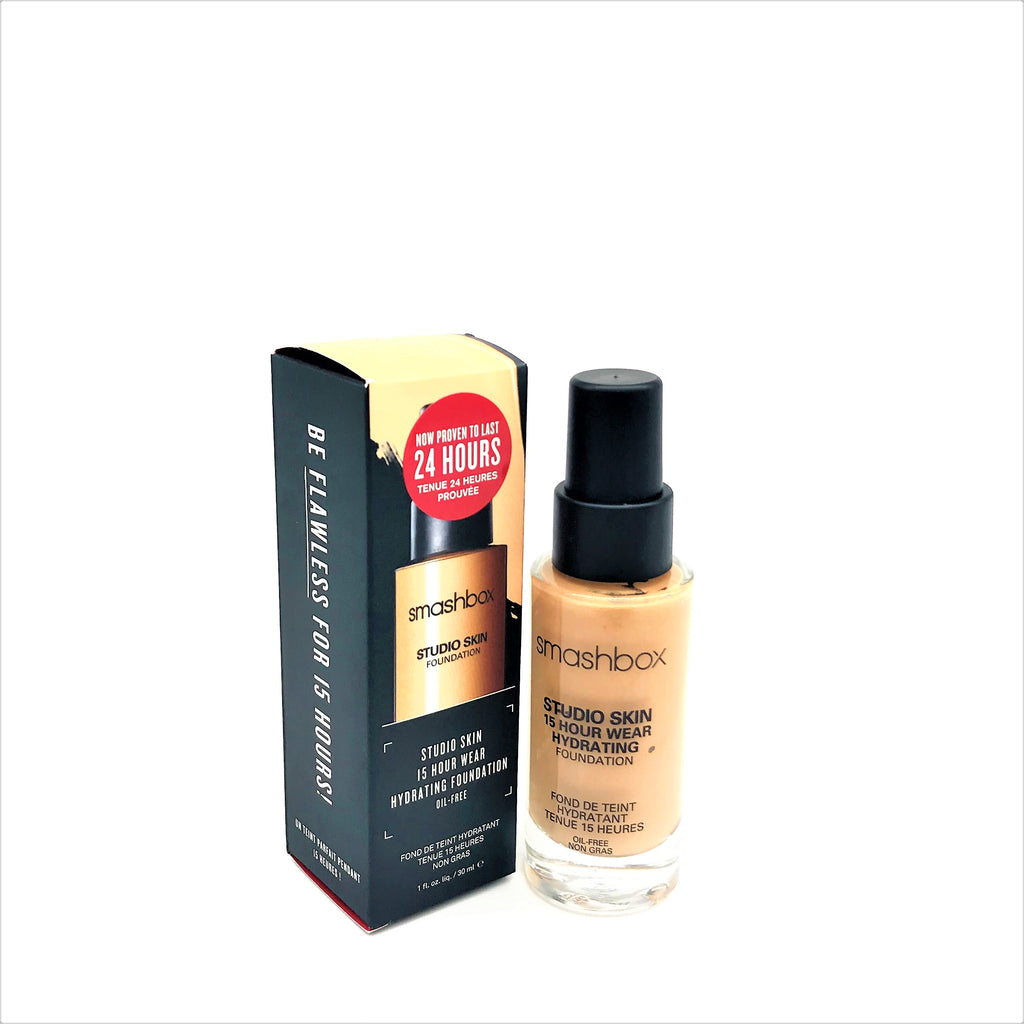 Smashbox Studio Skin 15 Hour Wear Hydrating Foundation Oil-Free 2.25,30ml - Psyduckonline