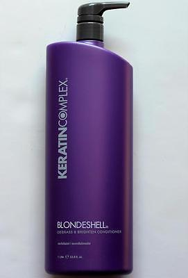 Keratin Complex Blondeshell Conditioner - 33.8 fl oz - Psyduckonline