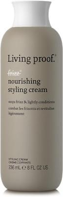 Living Proof No Frizz Nourishing Styling Cream, 236 ml / 8 fl oz - Psyduckonline