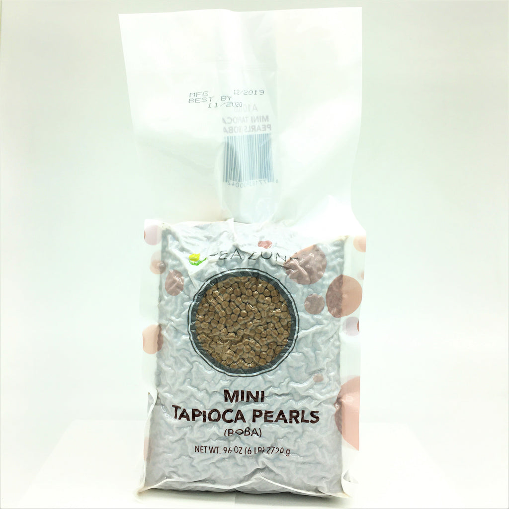 Tea Zone Mini Boba from Taiwan, Make Boba at home , 6 lb