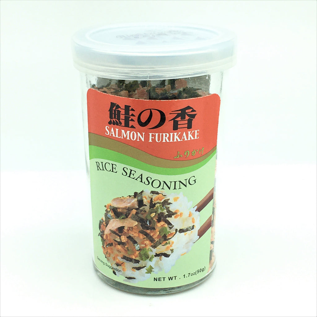 Ajishima Rice Seasoning - Salmon Furikake 1.7oz