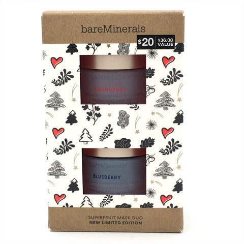 bareMinerals Superfruit Mask Duo(New Limited Edition)