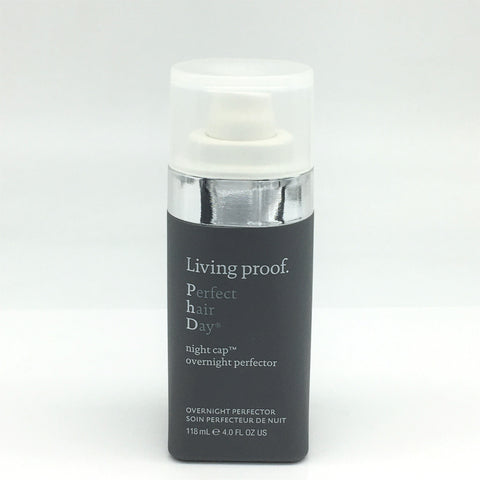 Living Proof Perfect Hair Day Night Cap Overnight Perfector 4oz/ 118ml