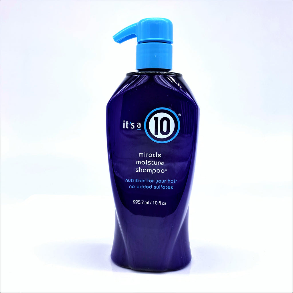 It's a 10 Miracle Moisture Shampoo Free sulfates , 295.7ml/ 10 fl oz - Psyduckonline