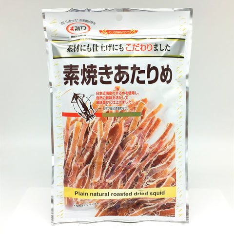 Japanese Seafood Snack Plain Natural Roasted Dried Squid 40 g