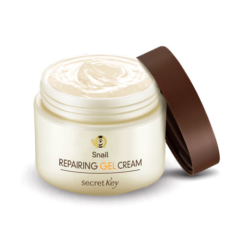 Secret Key Snail Repairing Gel Cream , 50 g - Psyduckonline