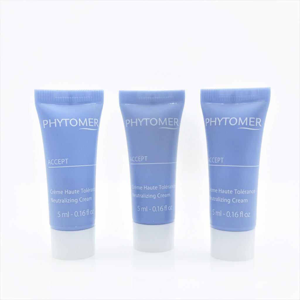 Phytomer Accept Neutralizing Cream (Travel Size 3x of 5 ml) - Psyduckonline