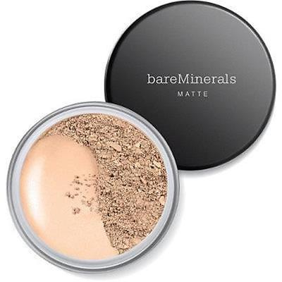 bareMinerals Matte SPF 15 Foundation, Fair 01 6 g / 0.21 oz - Psyduckonline