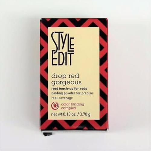 Style Edit Drop Red Gorgeous Root Touch-Up for Reds, 3.7 g / 0.13 oz - Psyduckonline