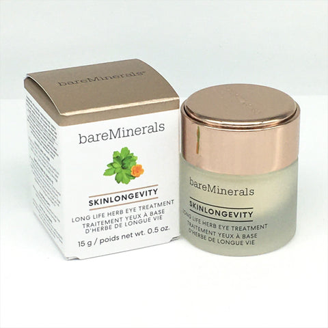 bareMinerals Skinlongevity Long Life Herb Eye Treatment 15g /0.5oz