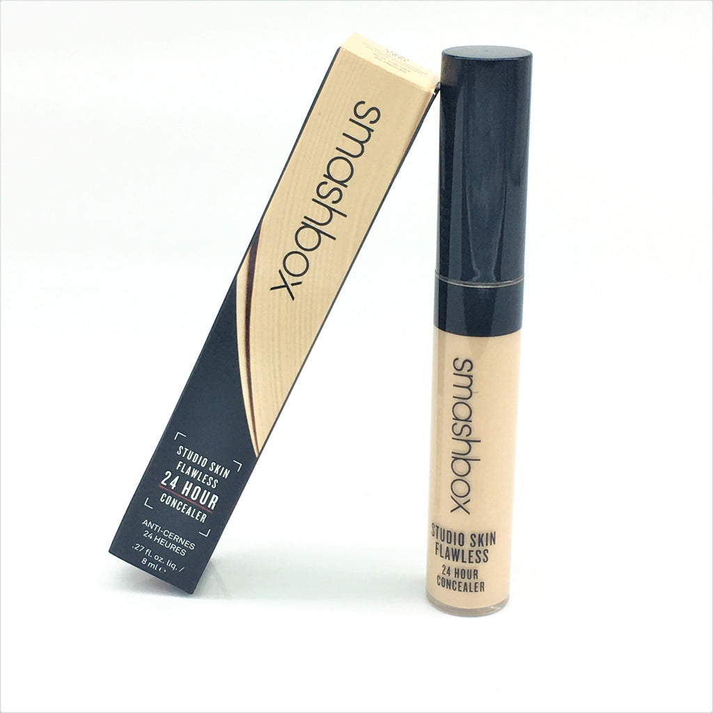 Smashbox Studio Skin Flawless 24 Hour Concealer-Light Cool 0.27oz/8 ml - Psyduckonline